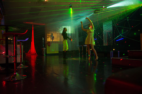 Private sex clubs san francisco